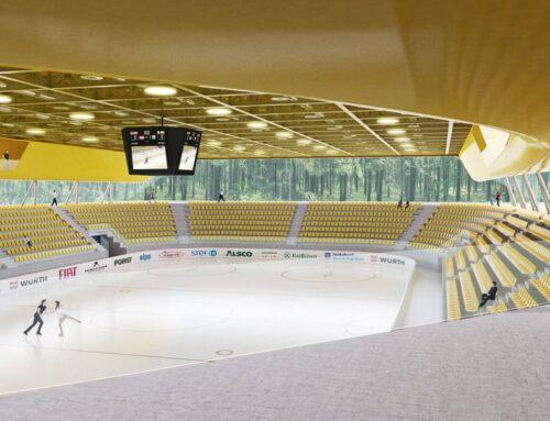 Stadtwerke Bruneck Eissportanlage | Bruneck (I)